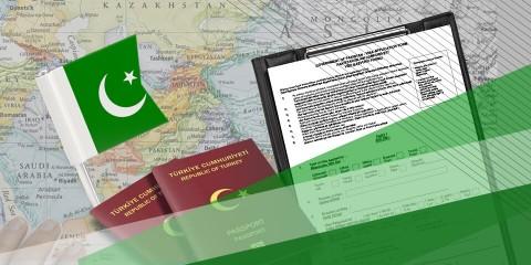 Pakistan Vizesi Başvurusu